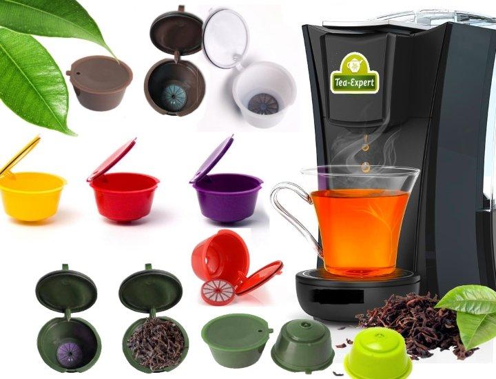 Многоразовые капсулы для чая