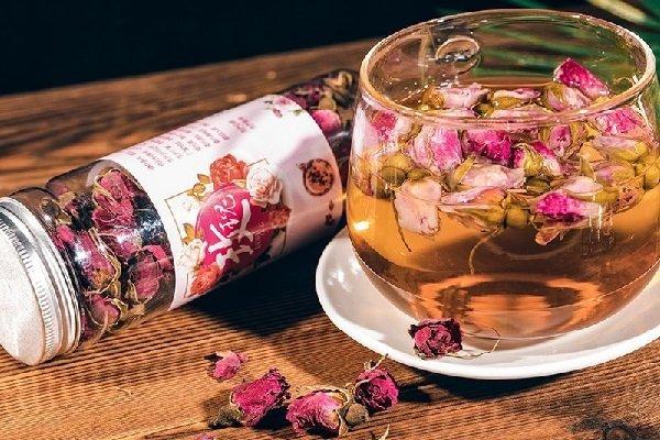 Тайский розовый чай