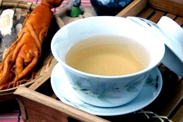 Тайский женьшеневый чай