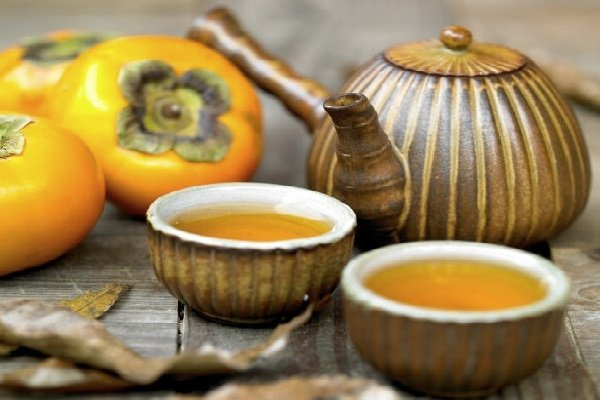 Чай из хурмы