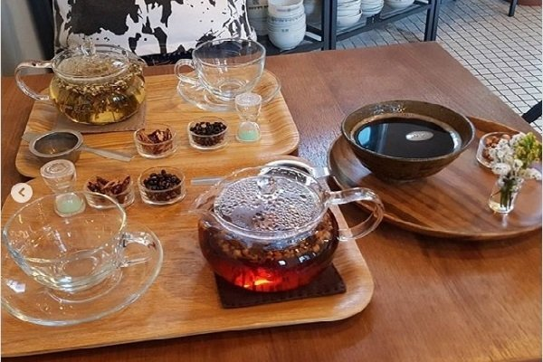 Виды корейского чая