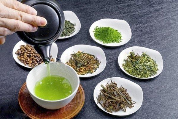 Чай из Японии