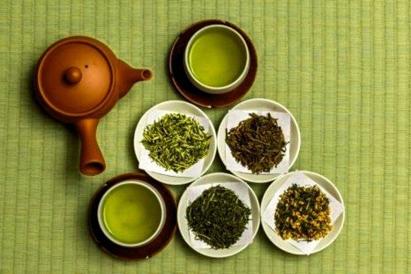 Рекомендуемые сорта зеленого чая для быстрого похудения