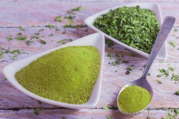 Зеленый чай для сброса лишнего веса