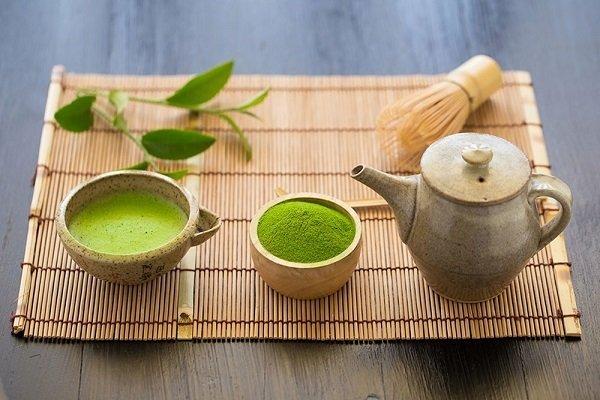 Чай Маття из Японии