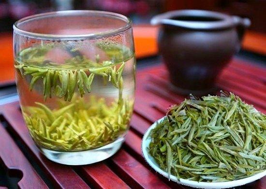 Китайский жёлтый чай