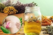 Монастырский чай от мастопатии