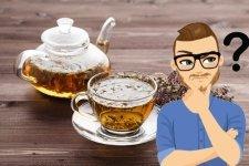 Монастырский чай от мужского бесплодия