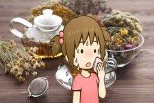 Монастырский чай от потливости
