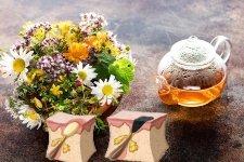Монастырский чай от прыщей, угрей и акне