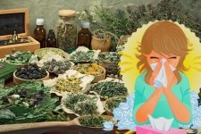 Монастырский чай от аллергии