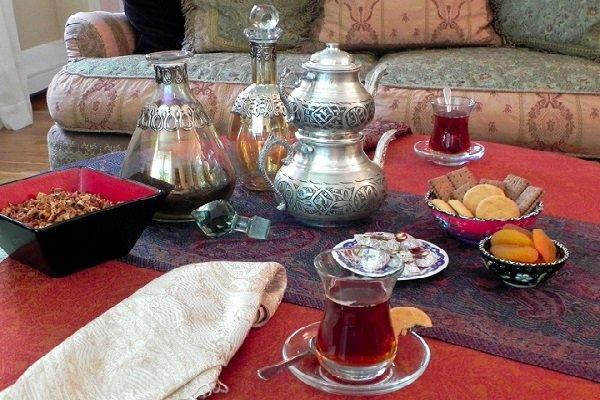 Чаепитие по турецки
