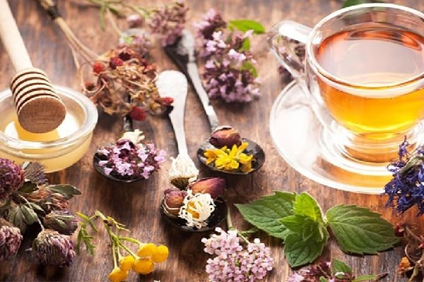Чай из трав и цветов