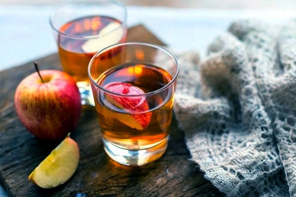 Чай из турецких яблок