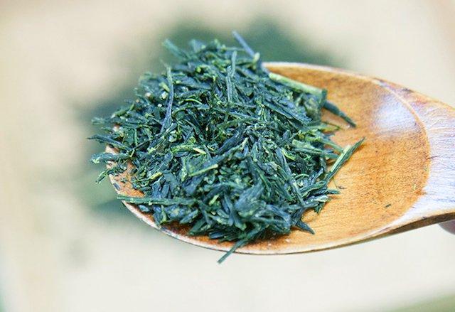 Зеленый чай Гекуро элитного качества
